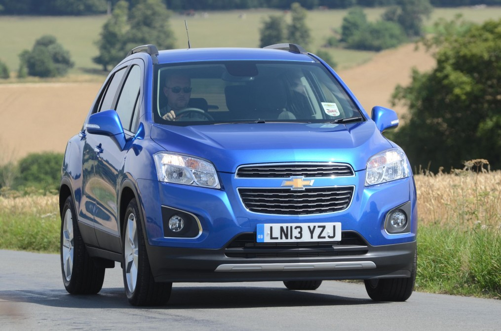 Chevrolet Trax Car Couture