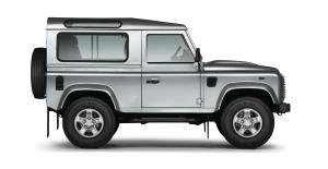 current Land Rover